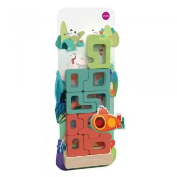 ORIBEL Tetris Acuario