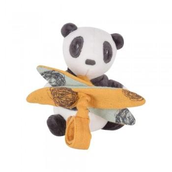 TIKIRI Juguete vibrador - Panda (11 cm.)